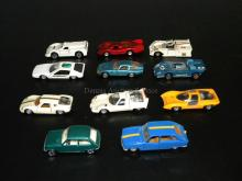 LOT OF VINTAGE POLITOYS DIE CAST MODEL CARS