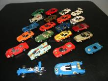 LOT OF VINTAGE SOLIDO DIE CAST MODEL CARS
