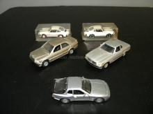 LOT OF NZG DIE CAST MODEL CARS