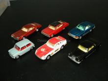 LOT OF CORGI ENGLAND DIE CAST MODEL CARS