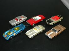 LOT OF CORGI ENGLAND DIE CAST MODEL CARS