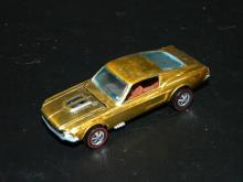 VINTAGE HOT WHEELS REDLINE CUSTOM MUSTANG W/OPEN HOOD SCOOP