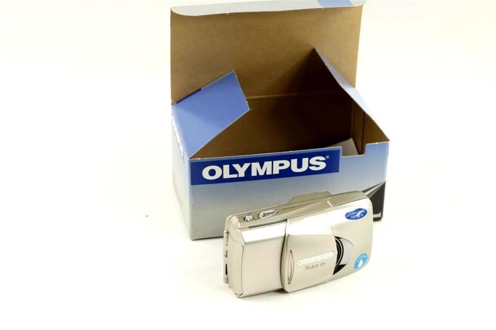 Olympus Stylus 120 Camera