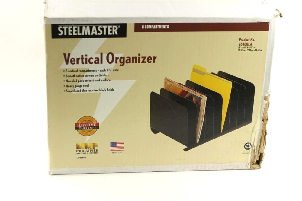Steelmaster Vertical Organizer in Box