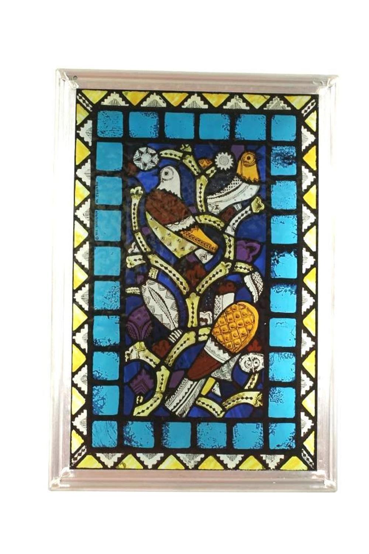Glass Window Art Picture