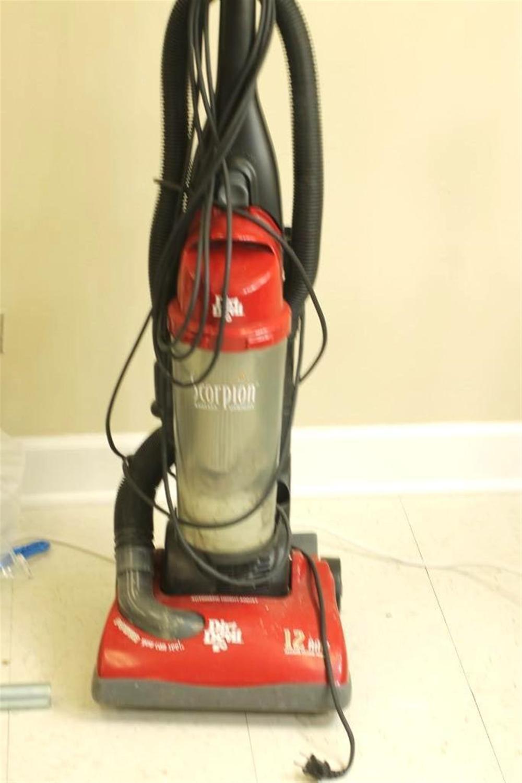 Dirt Devil Vacuum, Works