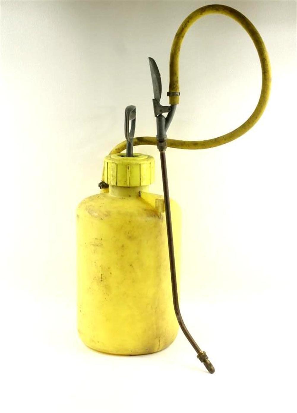 Yellow Sprayer
