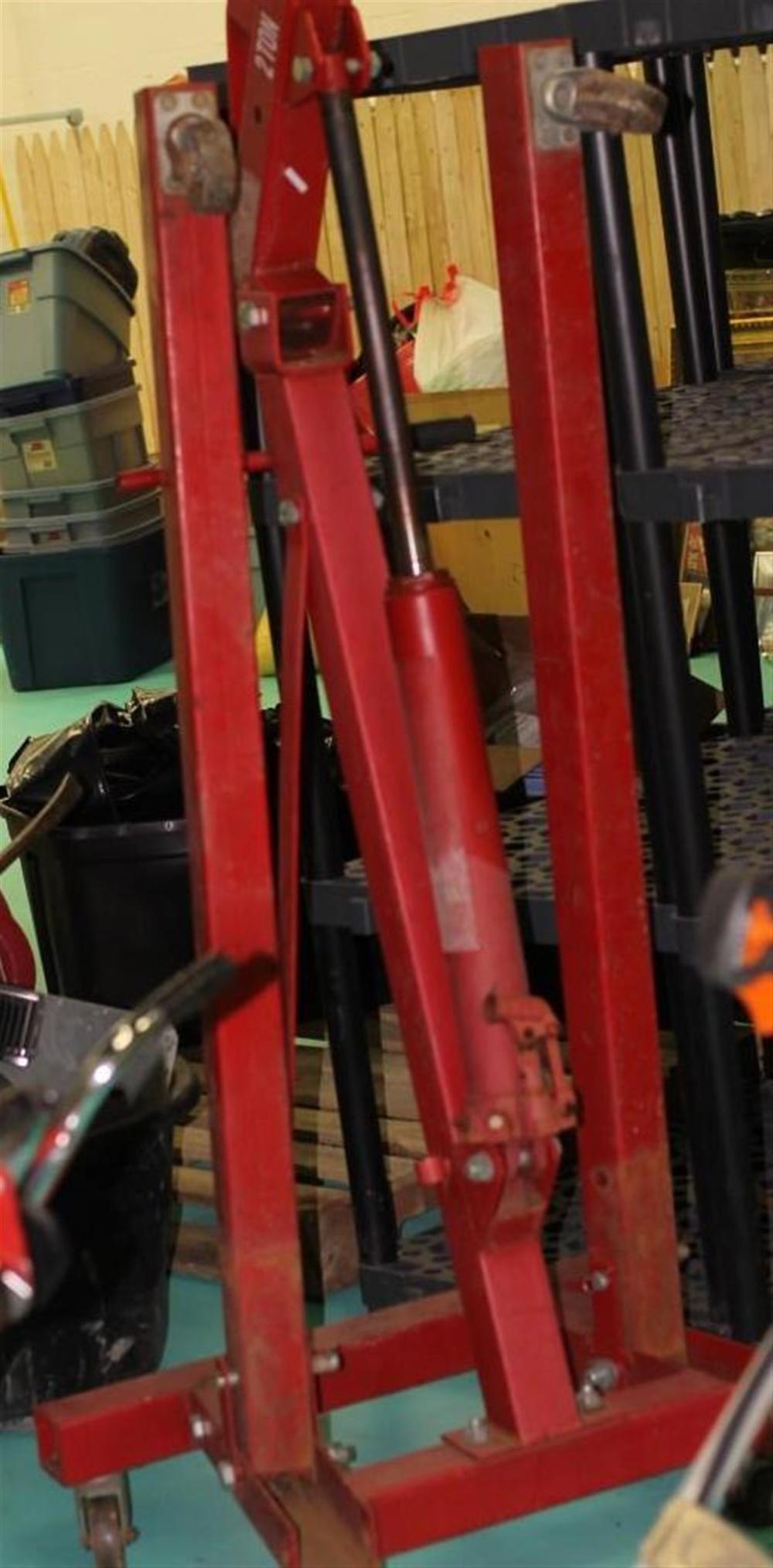 Engine Hoist , Hydraulic