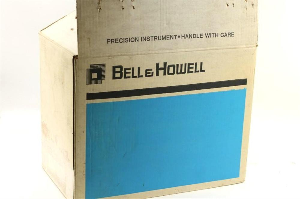 Bell & Howell Projector New Old Stock