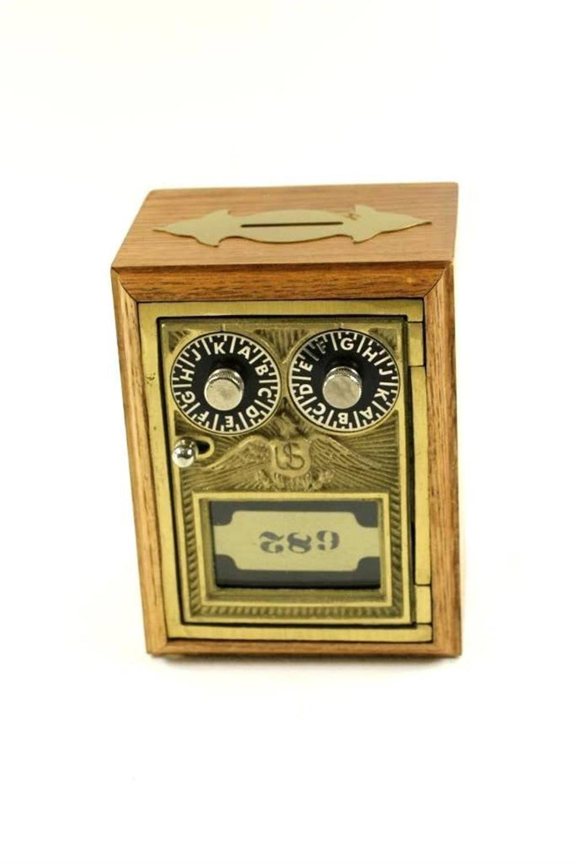 Post Office Box Bank