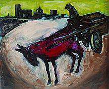 Charles Messent - Donkey Cart