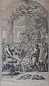 Gérard Audran (1640-1703) (engraver) Three, Girard Audran, Click for value