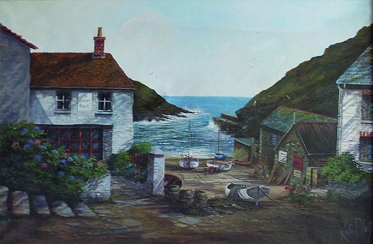 Kevin Platt Oil Paintings