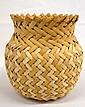 Tarahumara Basket Olla Shape