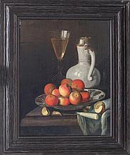 Juriaen van Streeck (1623-1687)-attributed, Still
