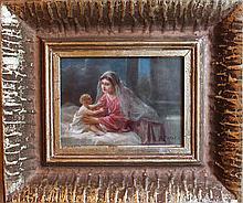 Hans Zatzka (1859–1945), Mother's love