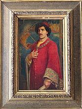 Anthony Frederick Augustus Sandys (1829-1904)-attr