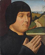 Bartolomeo Montagna (1450-1523)-attributed, Portra