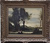 Jean-Baptiste Camille Corot (1796-1875)-follower,, Jean-Baptiste-Camille Corot, €400