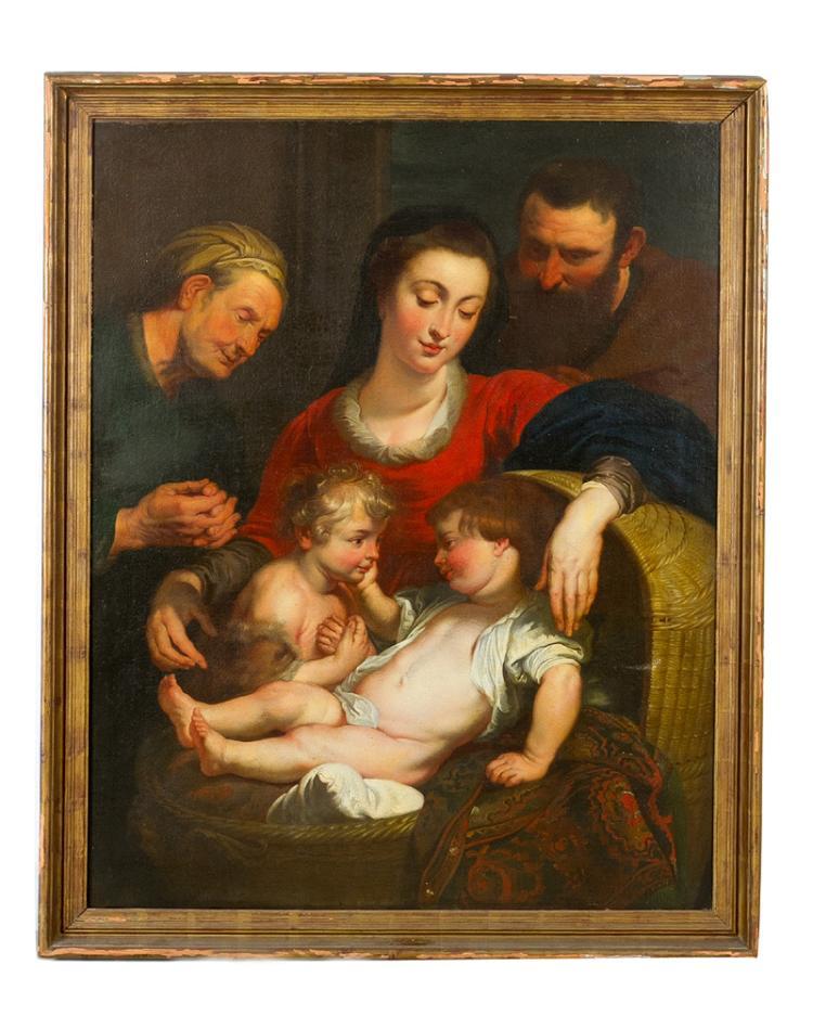 Peter Paul Rubens (1577-1640)-studio