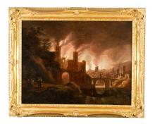Daniel van Heil (1604-1664)-attributed,