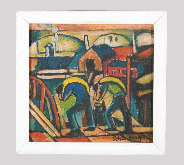 Armand Schönberger (1885-1974)-attributed