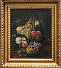 Otto Marseus van Schrieck (1619-1678)- follower, S, Otto Marseus van Schrieck, Click for value