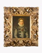 Juan Pantoja de la Cruz (1553-1608)-attributed