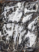 TONY TUCKSON 1921 - 1973, TP 224, 1958-61, oil on composition board