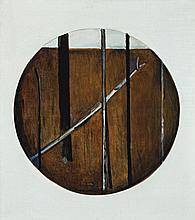 FRED WILLIAMS 1927 - 1982, FALLEN TREE, 1966, oil on canvas