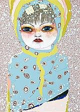 DEL KATHRYN BARTON GIRL #19, 2004 120.0 x 86.0 cm