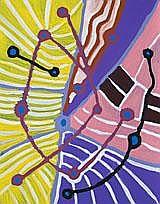 DANIEL WALBIDI Untitled, 2005 synthetic polymer