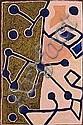BOXER MILNER TJAMPITJIN Untitled, 2001 synthetic, Boxer Milner Tjampitjin, Click for value