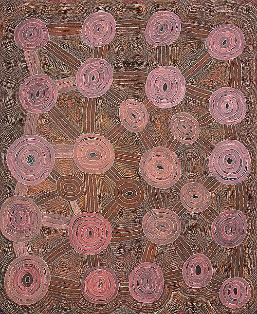 WILLY TJUNGURRAYI Untitled (Tingari), 1981