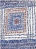 PRINCE OF WALES (MIDPUL), (c1935 - 2002), BODY MARKS, 2000, synthetic polymer paint on canvas, Midpul Prince of Wales, Click for value