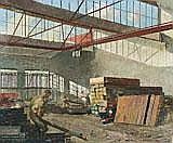 HARALD VIKE Factory Workers (The Old Quarry,