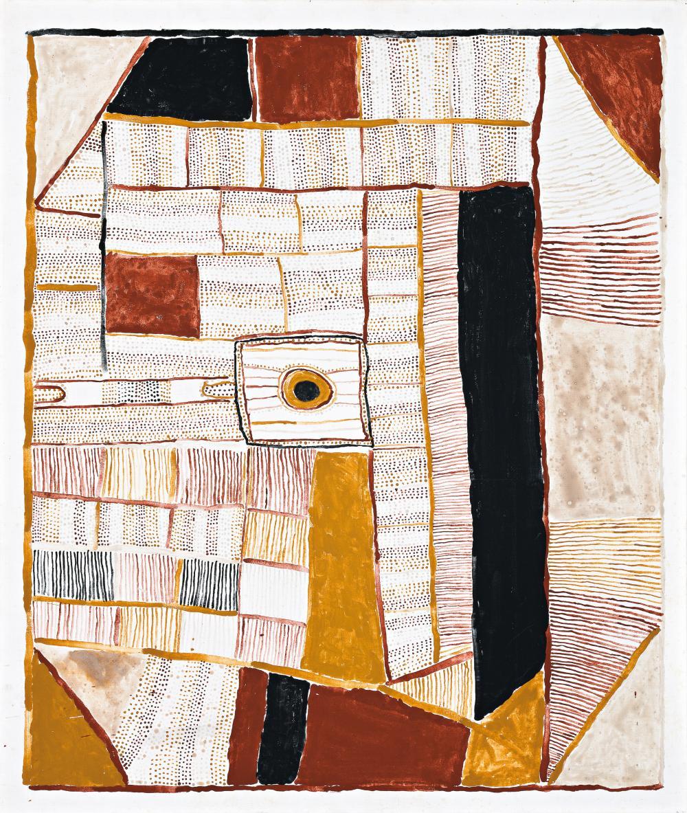 KUTUWULUMI PURAWARRUMPATU (KITTY KANTILLA), UNTITLED, 1998