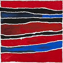WAKARTU CORY SURPRISE, (c.1929 – 2011), DUBBU, 2008, synthetic polymer paint on canvas