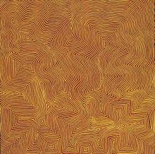 WARLIMPIRRINGA TJAPALTJARRI, born c.1959, MARAWA, 2005, synthetic polymer paint on linen