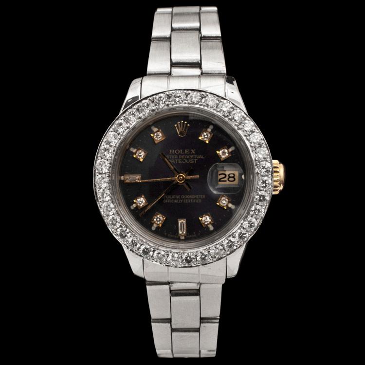 Rolex Ladies Datejust Watch