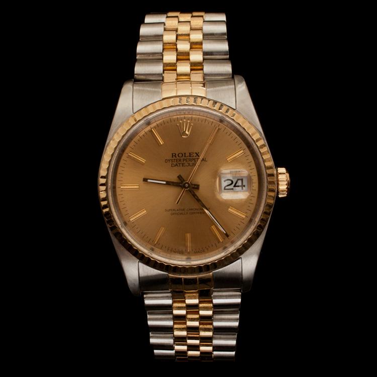 Rolex Datejust Watch
