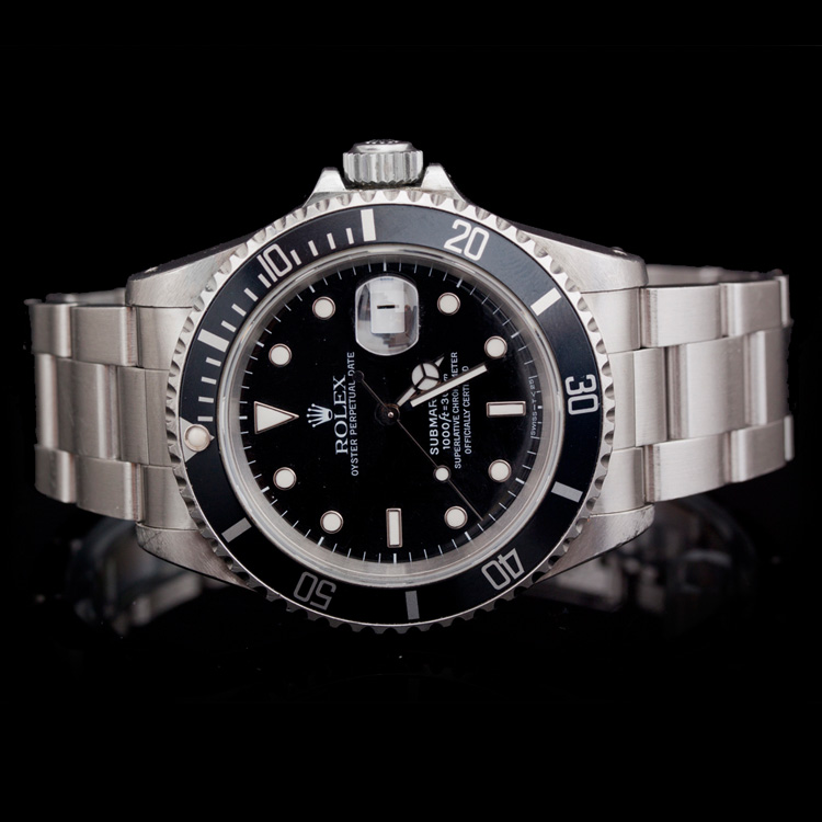 Rolex Men's Oyster Perpetual Submariner Date Watch