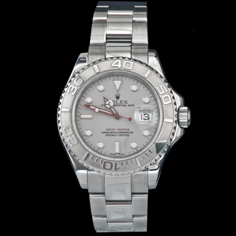 Men's Rolex Yachtmaster Watch