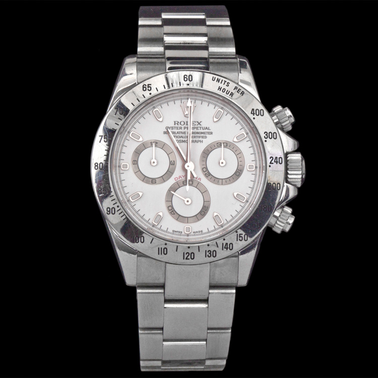 Men's Rolex Cosmograph Daytona Watch