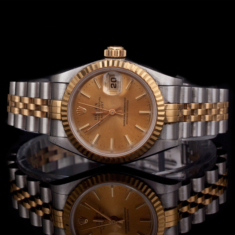 Rolex Women's DateJust Oyster Perpetual Watch
