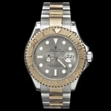 Men's Rolex Two-Tone Yachtmaster