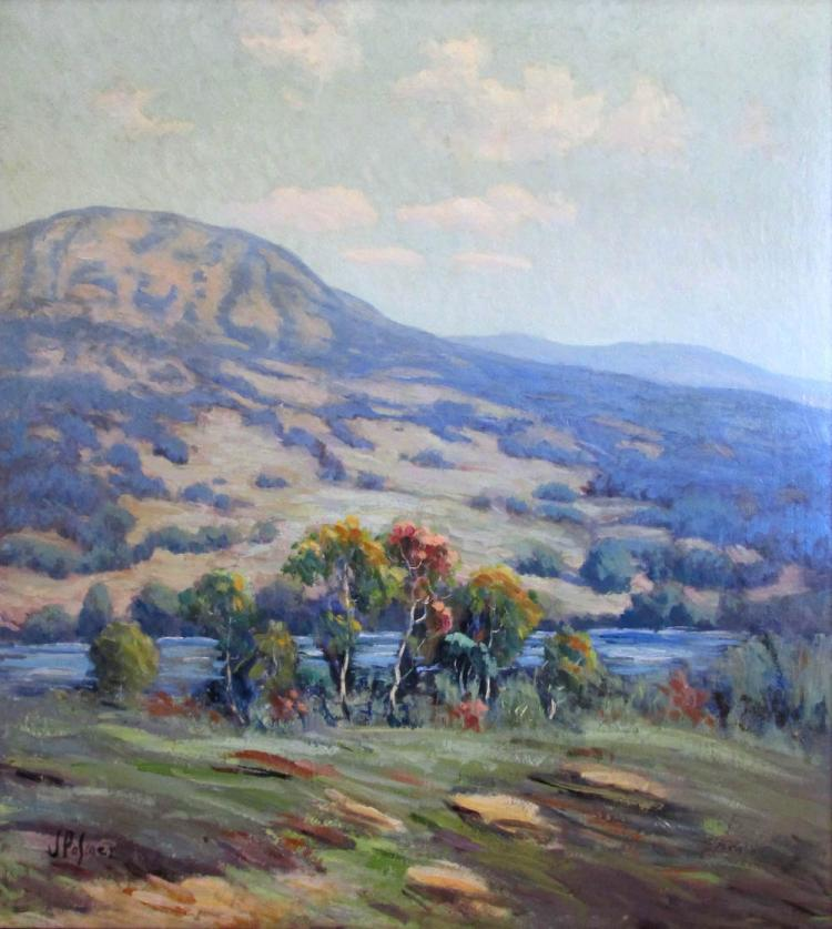 Jessie Palmer (Am. 1882-1956) oil painting titled
