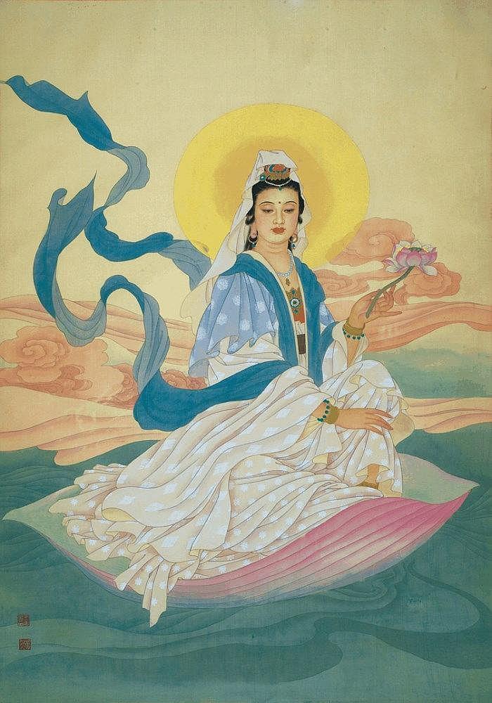 ZHAO GUOJING & WANG MEIFANG GUANYIN
