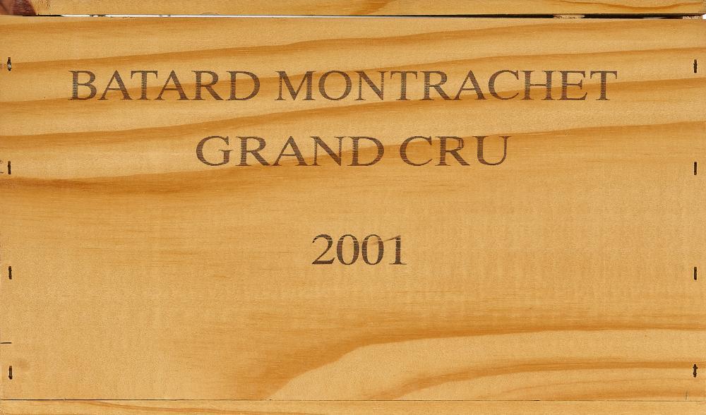 LOUIS JADOT: Bâtard Montrachet, Grand Cru (blanc), 2001.