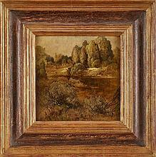 Gemälde Toni von Stadler